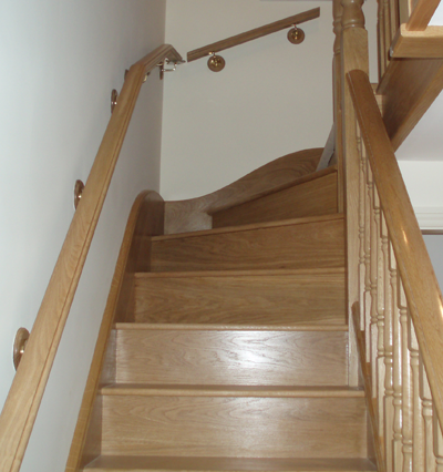 the wonder of wood stairs